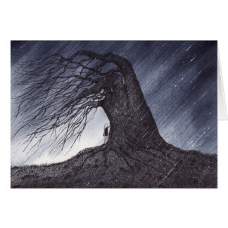 Shelter in the Storm card
