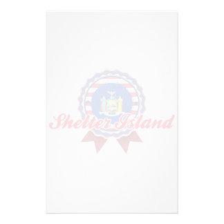 Shelter Island NY Personalized Stationery