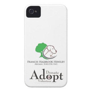 Shelter Logo iPhone 4 Case