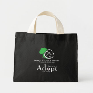 Shelter Logo Mini Tote Bag