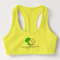 Shelter Logo Sports Bra