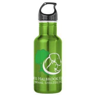 Shelter Logo Stainless Steel Water Bottle