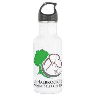 Shelter Logo Water Bottle