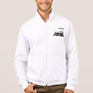 SHELTER Partners Logo Apparel Custom Name Jacket