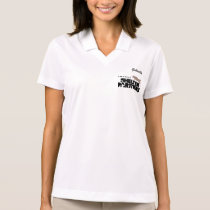 SHELTER Partners Logo Apparel Custom Name Polo Shirt