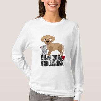 Shelter Pets on a Hoddie - Lightweight T-Shirt