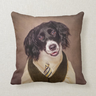 Shelter Pets Project - Cannonball Throw Pillow
