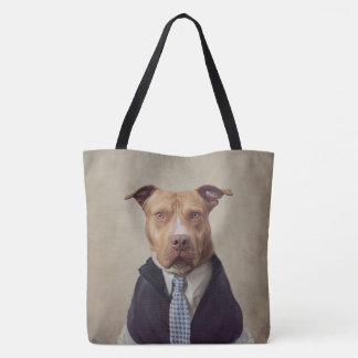 Shelter Pets Project - General Patton Tote Bag