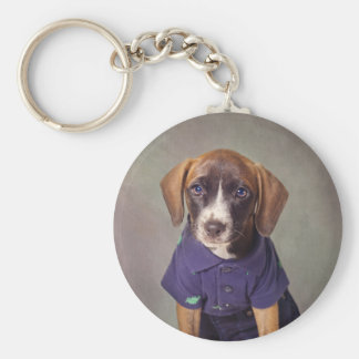 Shelter Pets Project - Rhett Keychain