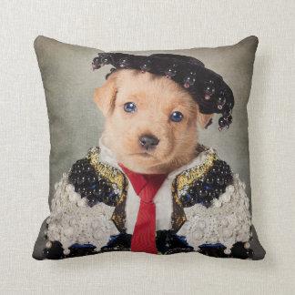 Shelter Pets Project - Tia Throw Pillow