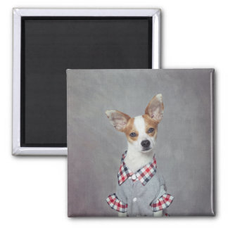 Shelter Pets Project - Tsunami 2 Inch Square Magnet