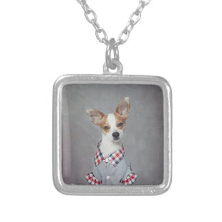 Shelter Pets Project - Tsunami Silver Plated Necklace