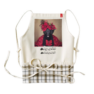 Shelter Pets Project - Twinkle Toes Zazzle HEART Apron