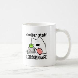 Shelter Staff Extraordinaire Mugs