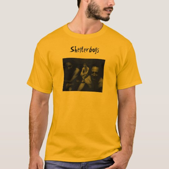 Shelterboys - Shelter T-Shirt