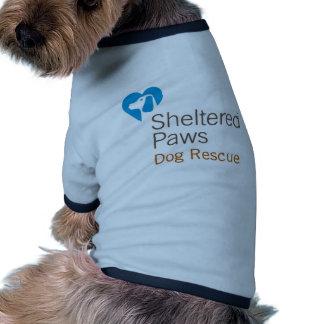 Sheltered Paws Dog Rescue Dog Tee Shirt