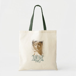 Sheltering Angel Bag