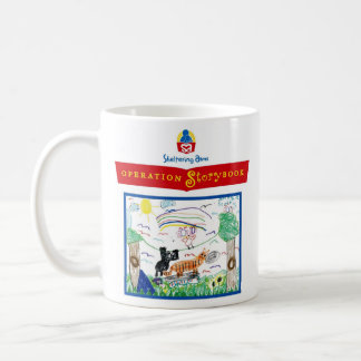 Sheltering Arms Operation StoryBook 2010 Mug