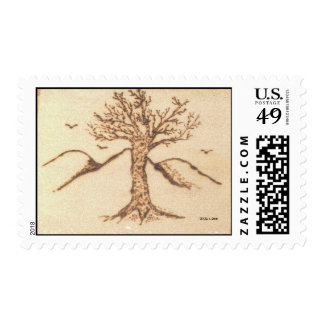 Sheltering Tree Postage