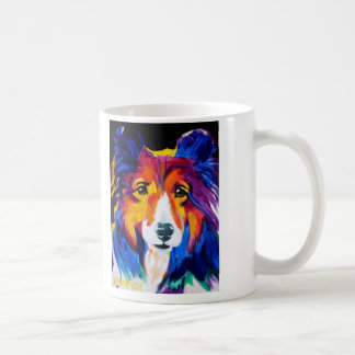 Sheltie #1 coffee mug