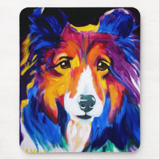 Sheltie #1 mouse pad