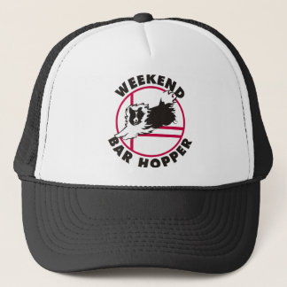 Sheltie Agility Weekend Bar Hopper Trucker Hat