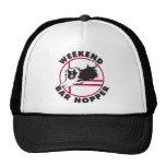 Sheltie Agility Weekend Bar Hopper Trucker Hat