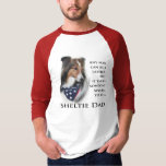 Sheltie Dad #1 Shirt