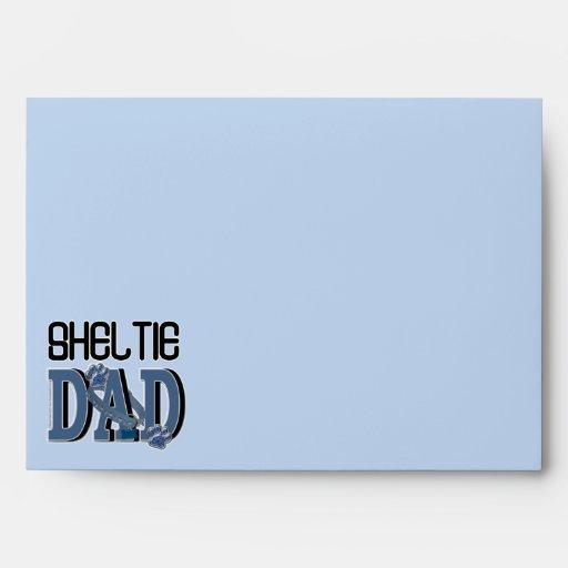 Sheltie DAD Envelope