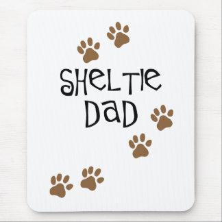 Sheltie Dad Mouse Pad