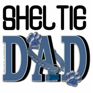 Sheltie DAD Photo Cutouts