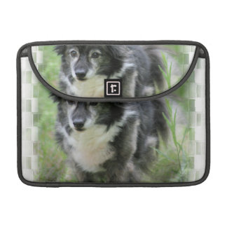"Sheltie Dog Picture 13"" MacBook Sleeve Sleeve For MacBooks"