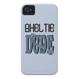 Sheltie DUDE iPhone 4 Case-Mate Case