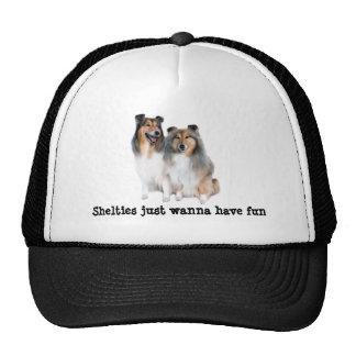 Sheltie Hat