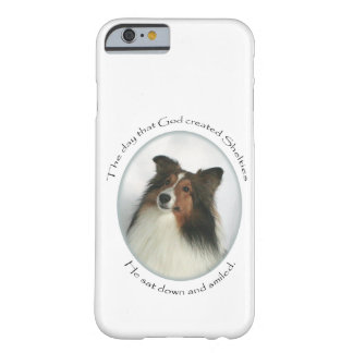 Sheltie iPhone 6 case