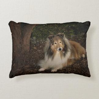 Sheltie Magic Pillow