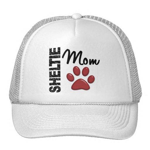 Sheltie Mom 2 Trucker Hat