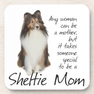 Sheltie Mom Coasters