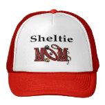 Sheltie MOM Gifts Trucker Hat