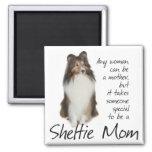 Sheltie Mom Magnet