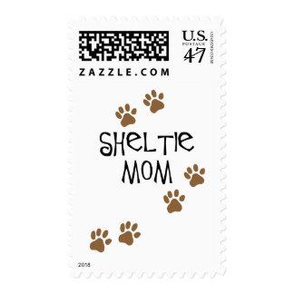 Sheltie Mom Postage