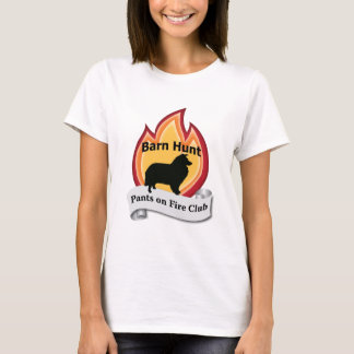 Sheltie - Pants on fire T-Shirt