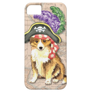 Sheltie Pirate iPhone SE/5/5s Case