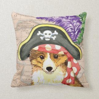 Sheltie Pirate Pillows