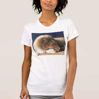Sheltie Shetland Sheepdog T-shirt Tee