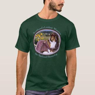 Sheltie Warrior Shirt