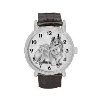 Sheltie Wristwatches