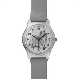 Sheltie Wristwatch