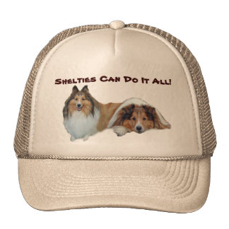 Shelties Hat
