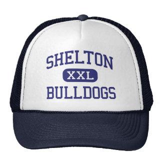 Shelton - Bulldogs - High - Shelton Nebraska Trucker Hat